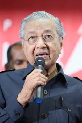 Malaysian PM Mahathir names himself new Education Minister