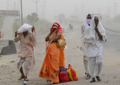 Fresh spate of storm in UP, 23 dead