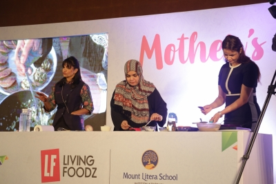 Inculcating good eating habits in kids, is difficult: Maria Goretti