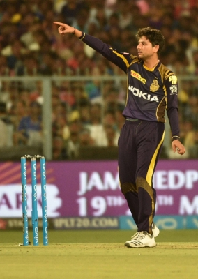 IPL: Wanted to put up a good show in front of Warne, says Kuldeep