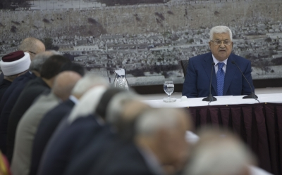 Netanyahu defends Gaza action, Abbas calls for protest (Lead)