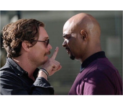 Damon Wayans claims Clayne Crawford injured him on set