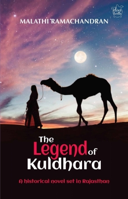 Weaving the mystery of Kuldhara legend with threads of fiction