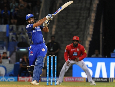 IPL: We played perfect game, says Mumbai skipper Rohit