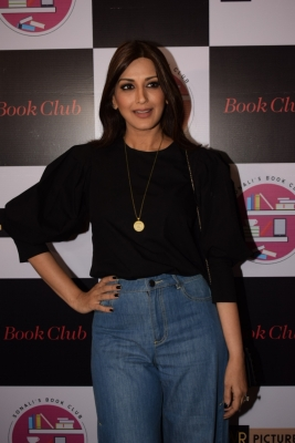 My son has started parenting me: Sonali Bendre