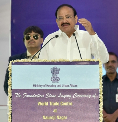 Cities will see transformation in coming years: Naidu