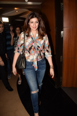 Twinkle Khanna working on novel