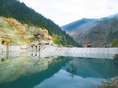Pakistan, World Bank begin talks on Kishanganga dam in J&K
