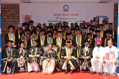 Scientific research has three-fold objective, President tells IISER graduates