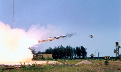India successfully test fires BrahMos missile