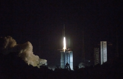 China launches satellite to explore Moon s far side