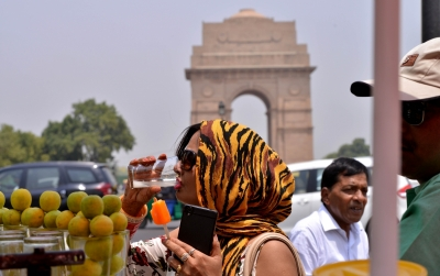 43 degrees was Delhi s respite, heat wave to return from Friday (Lead)