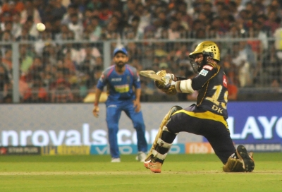 We were under pressure in this game: Karthik