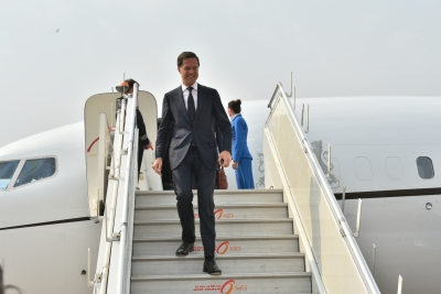 India obvious candidate for UNSC seat: Dutch PM