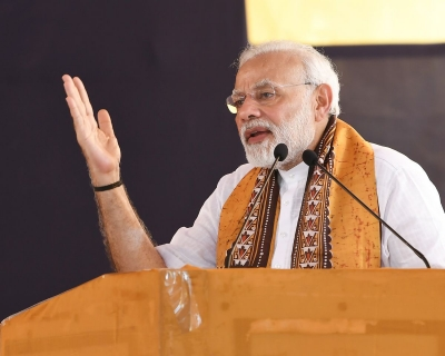 Tagore s vision shows the way in maintaining world peace: Modi