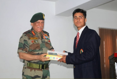 Army schools in Kashmir take a digital leap