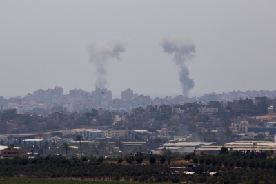 Israel shoots down 4 rockets fired from Syria