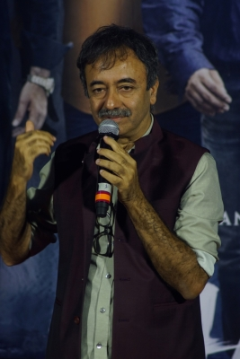 What have I whitewashed? asks Hirani questioning critics of  Sanju  (IANS Interview)