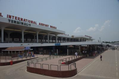 Dhaka airport security at risk: Survey team
