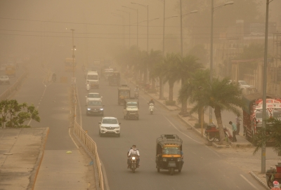 Indian weather forecasters to focus on dust storms