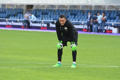 Egypt s goalkeeper thrilled as World Cup record looms