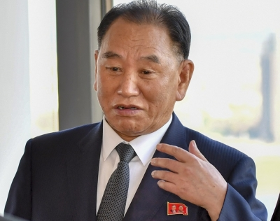 N.Korean negotiator headed to Washington