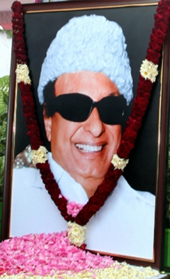 PM pays tributes to MGR on birth anniversary