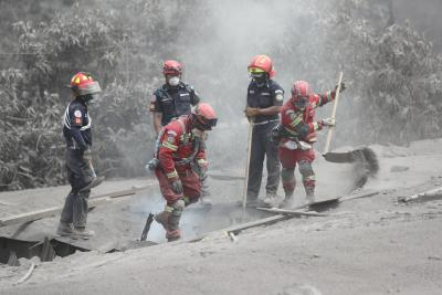 Guatemala volcano eruption toll reaches 114