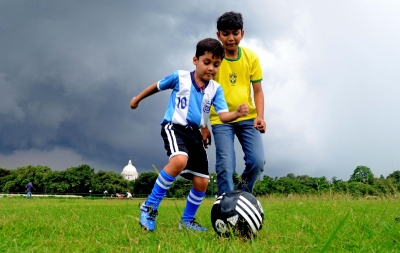 Indian kids better global average in physical activity level (2nd Lead)