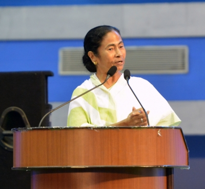 Mamata felicitates state board toppers