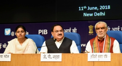 India to attain SDG target in maternal mortality by 2022: Nadda (Lead)
