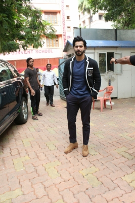My  Sui Dhaaga  character inspired by Suppandi: Varun Dhawan