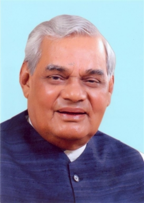Vajpayee admitted to AIIMS, condition stable (Third Lead)