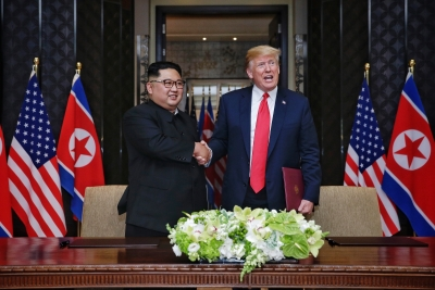 Trump, Kim agree on denuclearization, ready to write new chapter (Roundup)