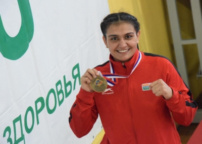 Boxer Saweety clinches gold as India bag seven medals