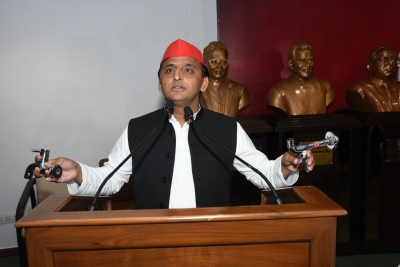 BJP spreading misinformation about my house: Akhilesh