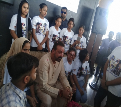Sanjay Dutt feels inspired by acid attack survivors