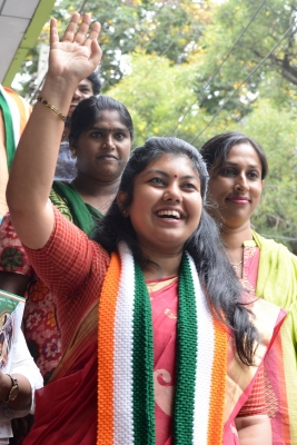 Congress leads in Bengaluru Assembly seat vote count (Lead)