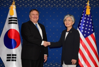 S.Korea, US, Japan discuss strategy over N.Korea
