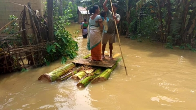 Assam flood: Death toll reaches 21, situation improves