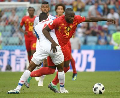 2018 World Cup: Belgium ride Lukaku brace to blank Panama 3-0 (Lead)