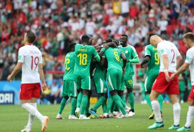 Senegal beat Poland 2-1