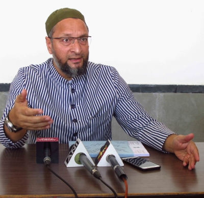J&K unlikely to see normalcy: Owaisi (Lead)