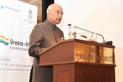 There should be no distinction between 'good' or 'bad' terrorism: Kovind tells EU