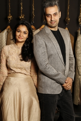 Our mission is to take Indian crafts, skills to the world: Shyamal-Bhumika