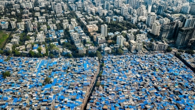 The bigger picture: How a drone photographer is capturing inequality from the air