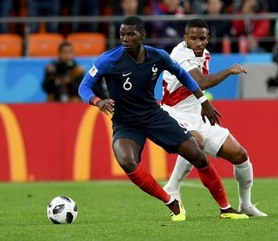 Pogba says Griezmann on his way to becoming a France legend