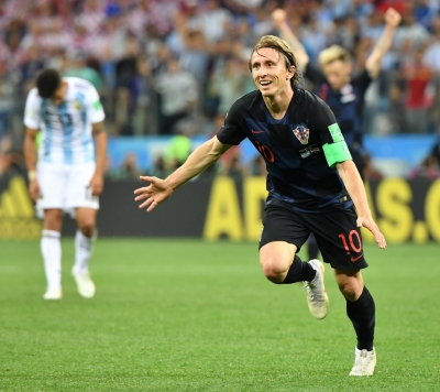 What pushed Argentina to brink of World Cup elimination?