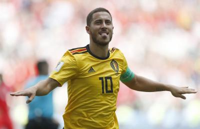 Eden Hazard can't be replaced: Frank Lampard