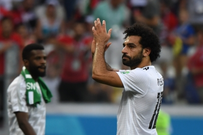 Liverpool FC report forward Salah for driving while using mobile phone